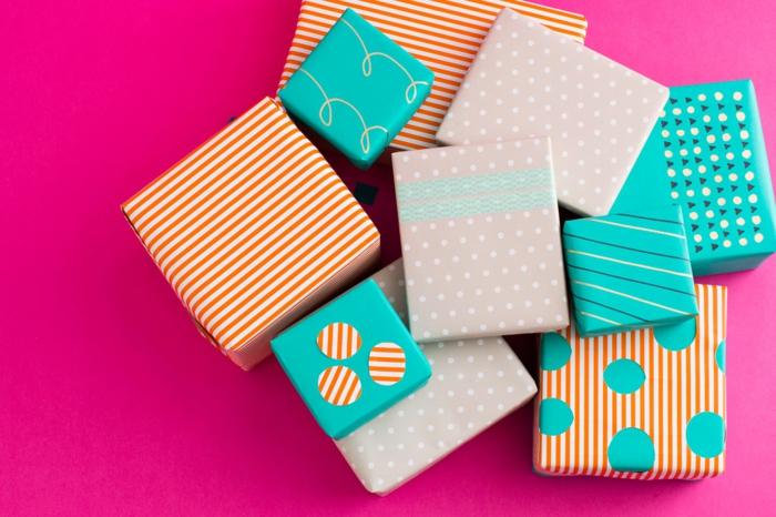 Weihnachtsgeschenke verpacken geschenk verpacken geschenke schön verpacken selbst gestalten-einfach
