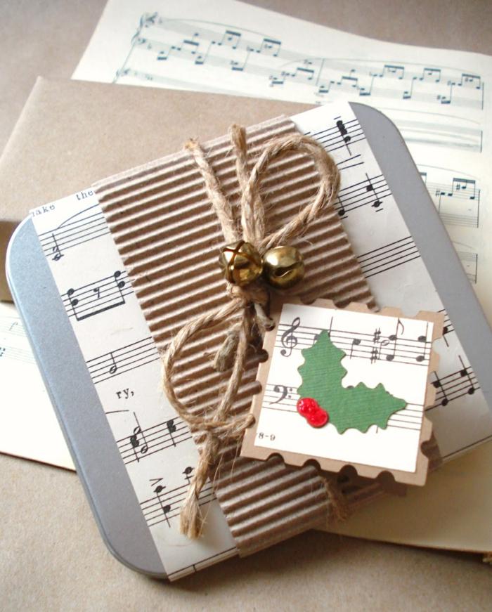 Weihnachtsgeschenke verpacken geschenk verpacken geschenke schön verpacken was man so zur hand hat