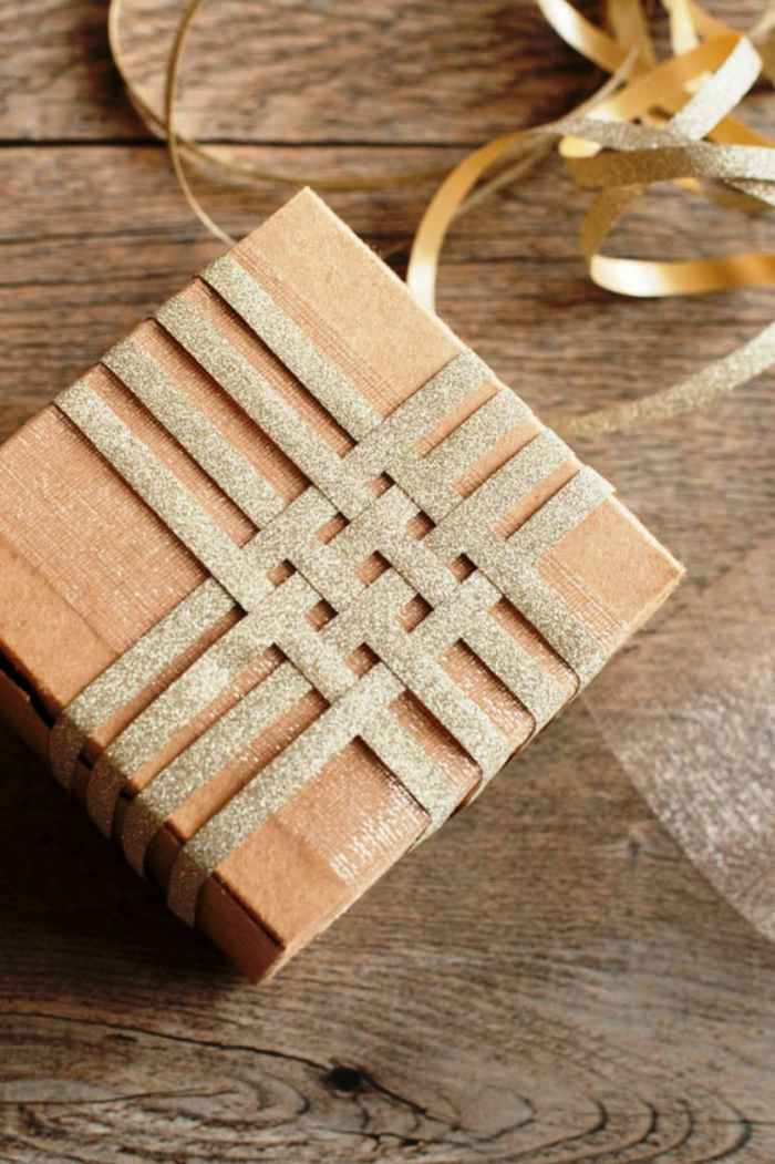 Weihnachtsgeschenke verpacken geschenk verpacken geschenke schön verpacken zum selbst gestalten-packpapier