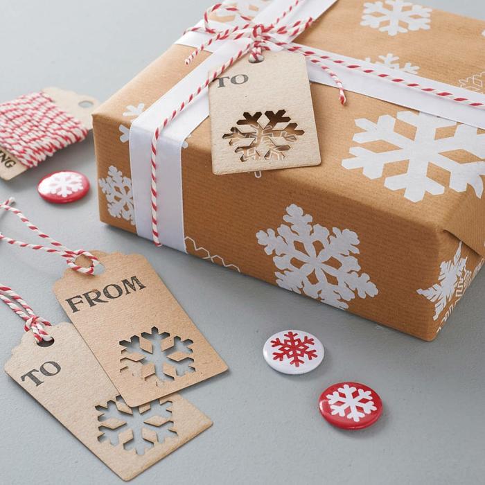 Weihnachtsgeschenke verpacken geschenk verpacken