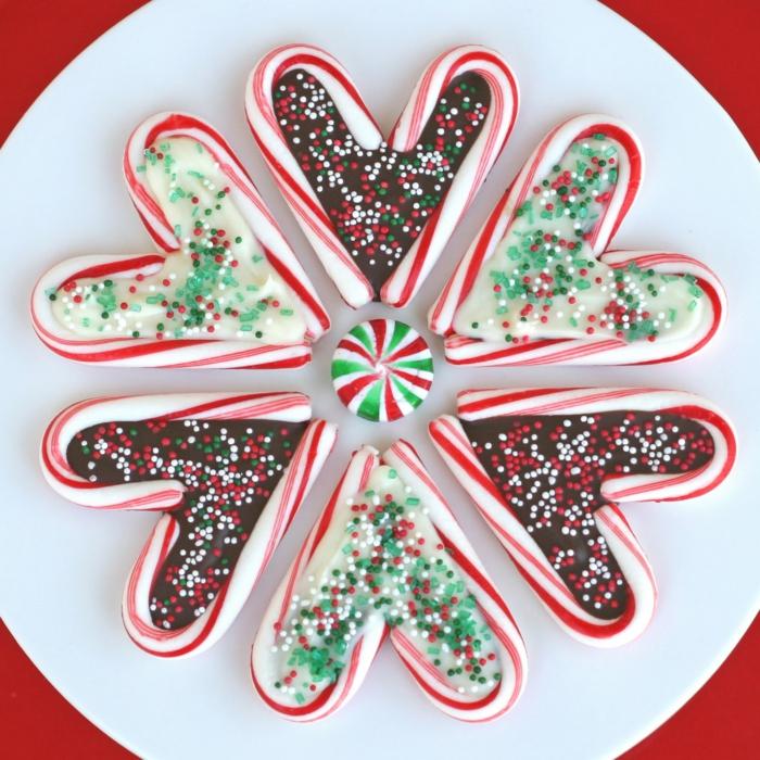 Weihnachtsplätzchen basteln persönliche Weihnachtsgeschenke selber machen