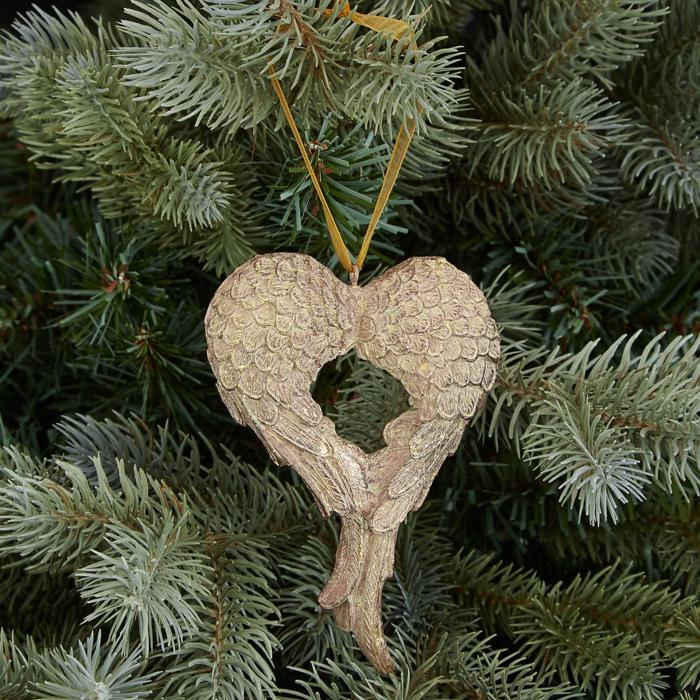 Weihnachtsschmuck engelchen