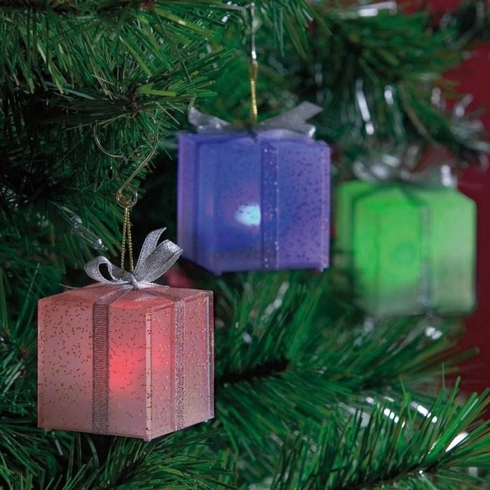 Weihnachtsschmuck geschenk selbstgemacht