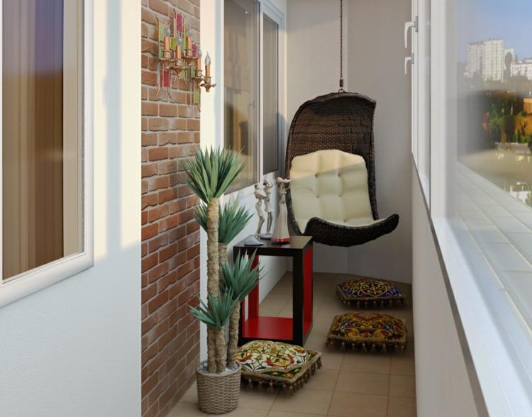 Wie können Sie Ihren Balkon schön gestalten 60 Balkonideen