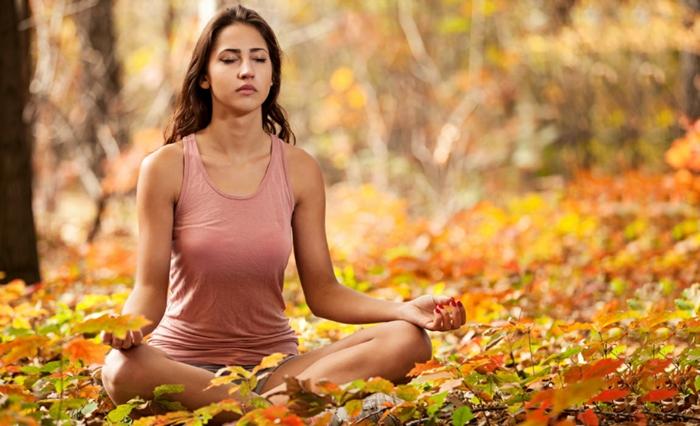 Yin Yang Bedeutung Yoga meditation
