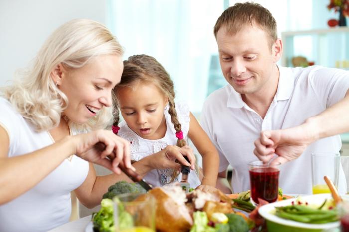 abnehmen ohne zu hungern familienesen genießen