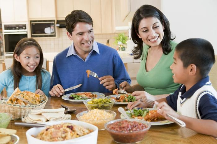 abnehmen ohne zu hungern satt werden langsam essen nehrung genießen