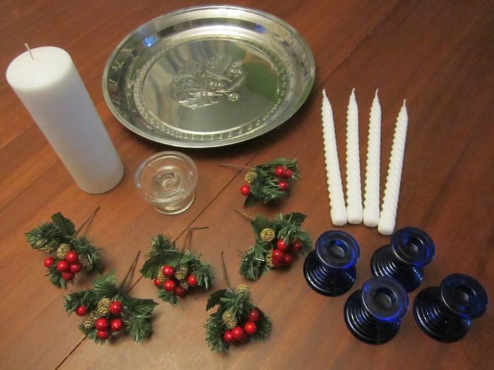 dekoideen weihnachten ideen selber basteln