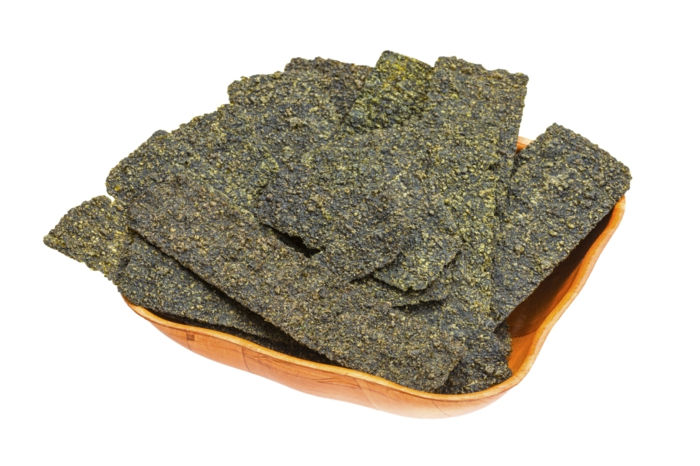 gesundes essen algen gebraten algen inhaltsstoffe wirkung