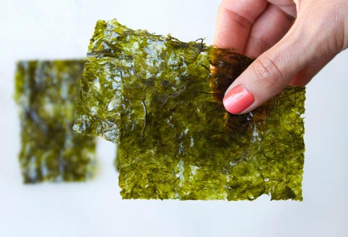 algen essen verschiedene weisen gesund