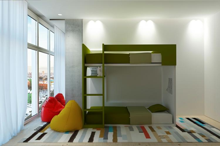 archiplastica moderne inneneinrichtung it apartment kinderzimmer gestalten ideen