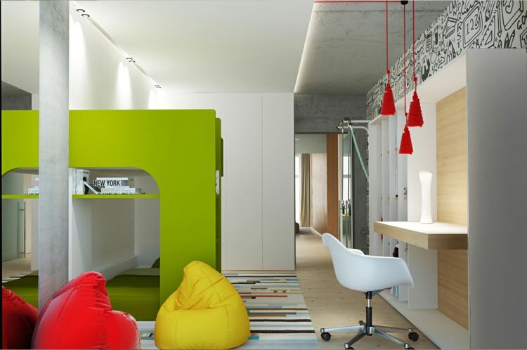 archiplastica moderne inneneinrichtung it apartment kinderzimmer moebel