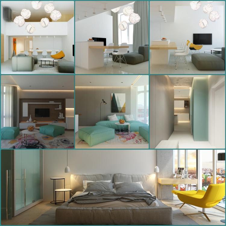 Wohnungseinrichtung ideen diy for Wohnungseinrichtung farben