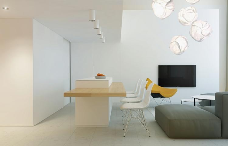 archiplastica skandinavisches wohnen cotton balls offene wohnräume