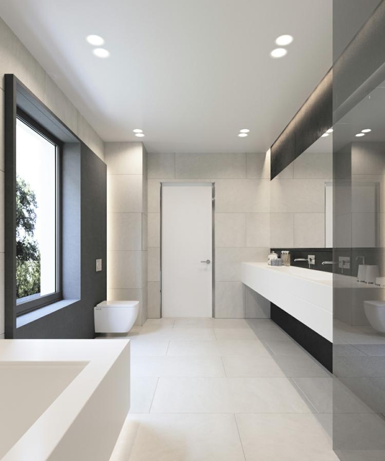 Wohnungseinrichtung im skandinavischen stil von archiplastica for Badezimmer inneneinrichtung