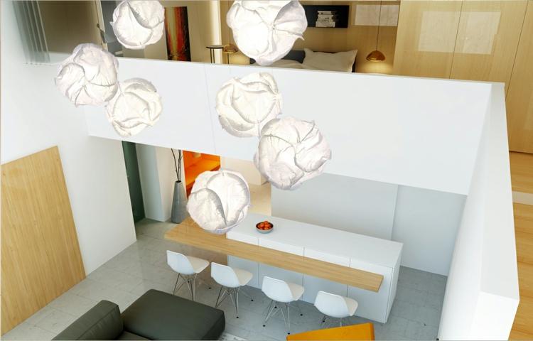 archiplastica wohnungseinrichtung skandinavisches wohnen cotton balls wohnung