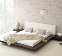 22 ausgefallene betten ideen f r ihr stilvolles schlafzimmer for Sofa japanischer stil