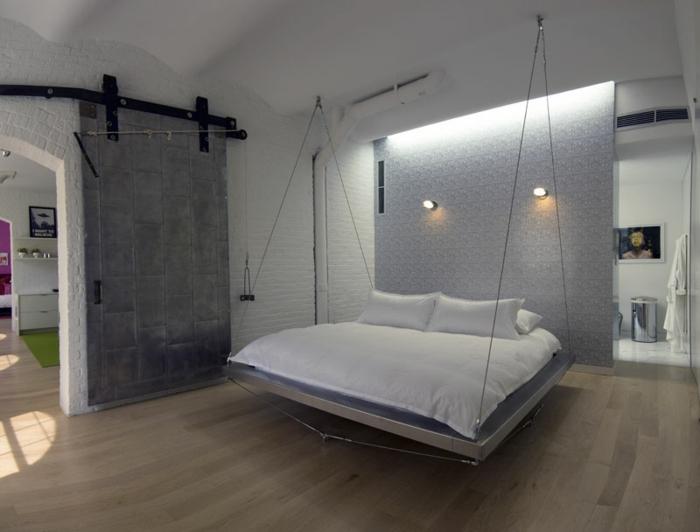22 ausgefallene betten ideen für ihr stilvolles schlafzimmer, Schlafzimmer ideen