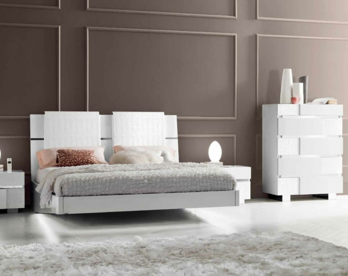 22 ausgefallene betten ideen f r ihr stilvolles schlafzimmer. Black Bedroom Furniture Sets. Home Design Ideas