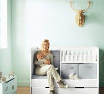 Babybett kaufen – 66 Ideen für das Babyzimmer