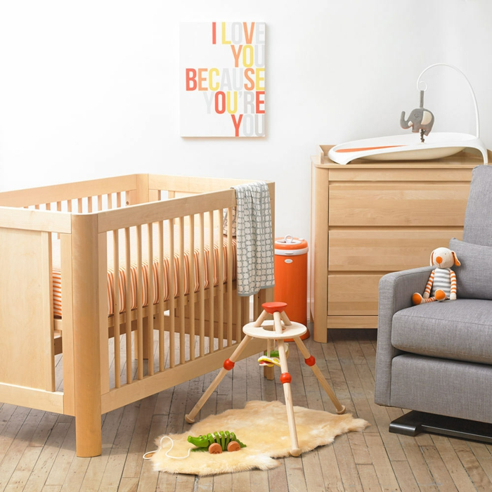 babybett kaufen 66 ideen f r das babyzimmer. Black Bedroom Furniture Sets. Home Design Ideas
