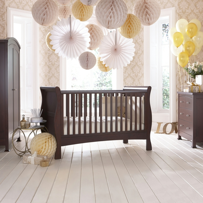 design babyzimmer babyzimmer moritz 5 teilig kiefer wei. Black Bedroom Furniture Sets. Home Design Ideas