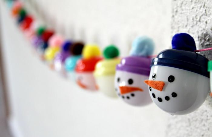 bastelideen weihnachten dekokette schöne dekoideen