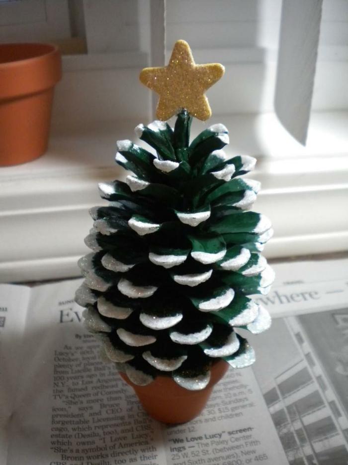 weihnachtliche bastelideen, wie sie ihr zuhause fürs kommende ... - Weihnachtsdekoration Basteln