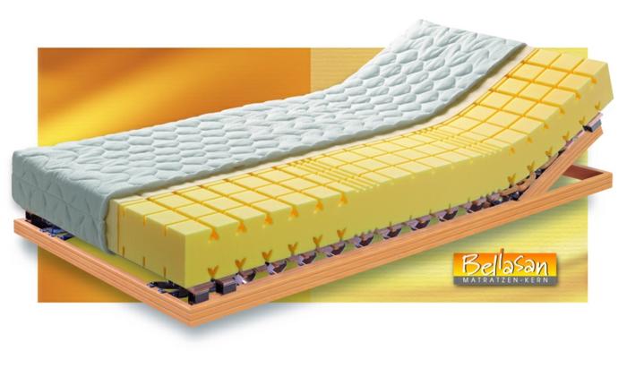 bett mit matratze und lattenrost schlafsysteme bellasan