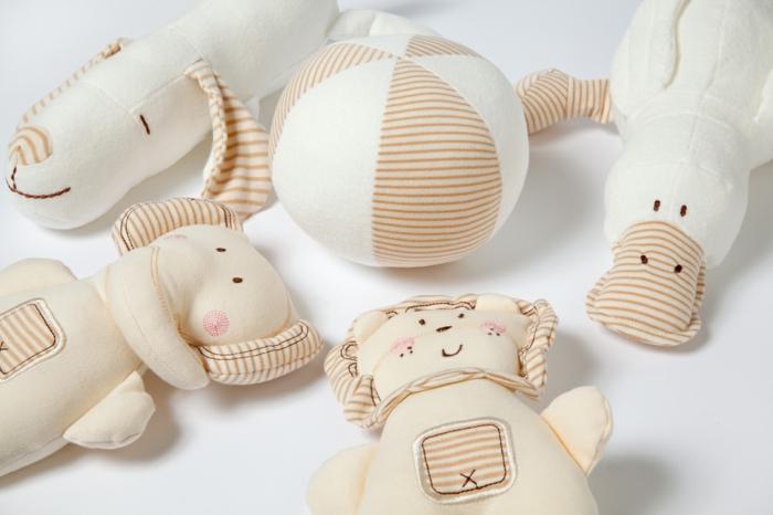 fairtrade baumwolle bettwäsche baby spielzeug kinder textilien