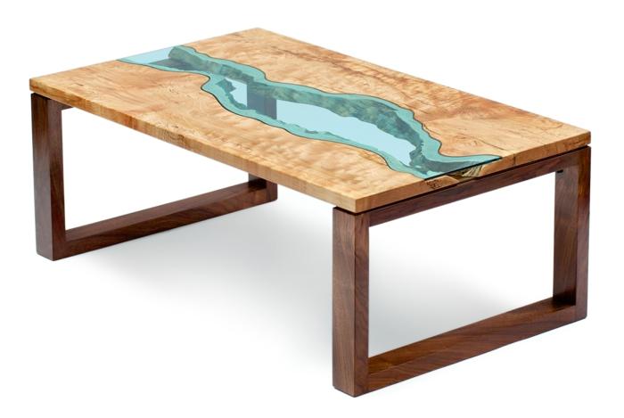 bio möbel river table couchtisch greg klassen