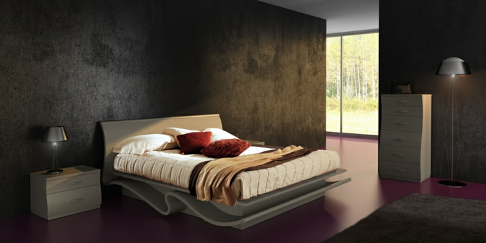 öko möbel schlafzimmereinrichtung aladino mazzali bett