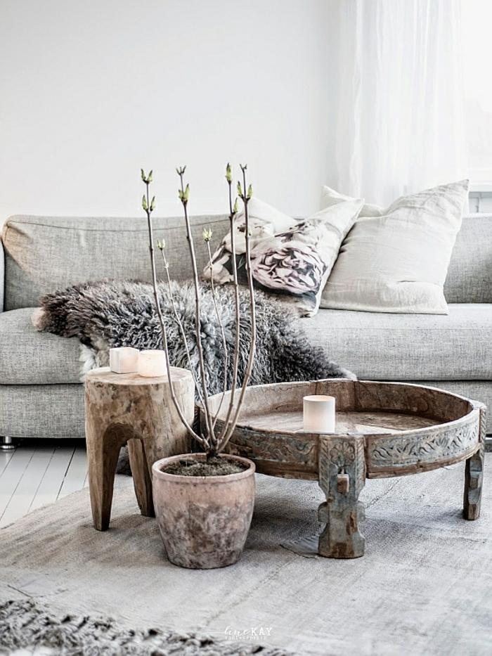 bio möbel wohnzimmereinrichtung altes mobiliar antiker couchtisch