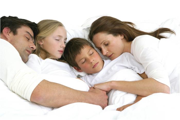 bio matratzen gesunder schlaf familie wohnideen schlafzimmer