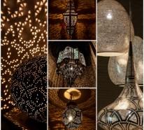 Orientalische Lampen, die Ihre Lebensqualität verbessern