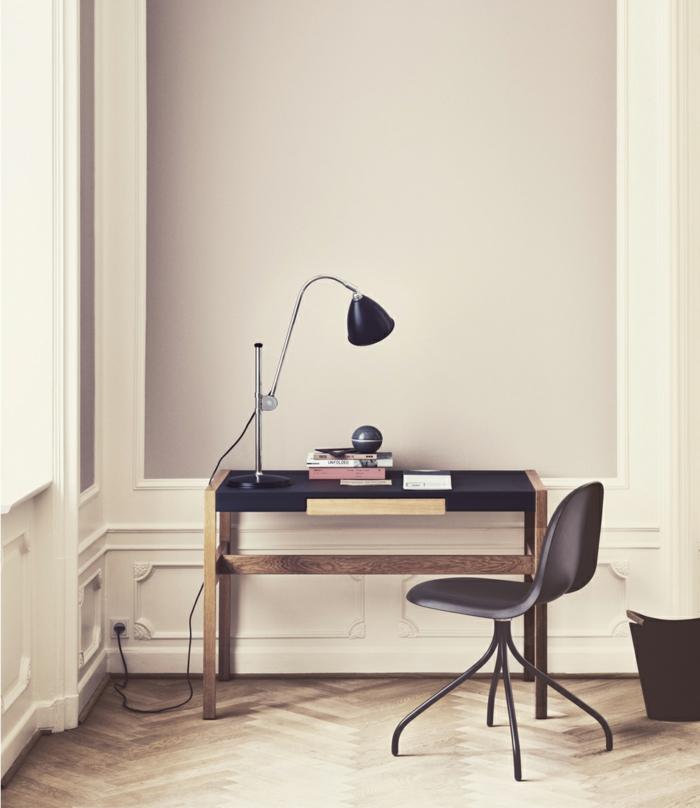 dänisches design skandinavisch wohnen arbeitszimmer gubi