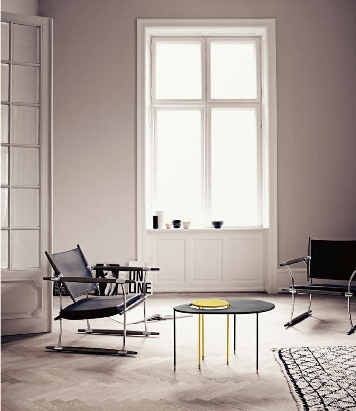 dänisches design skandinavisch wohnen inneneinrichtung wohnzimmer gubi