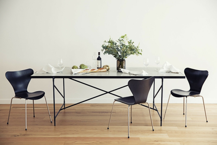 dänisches design skandinavischer stil esstisch 230