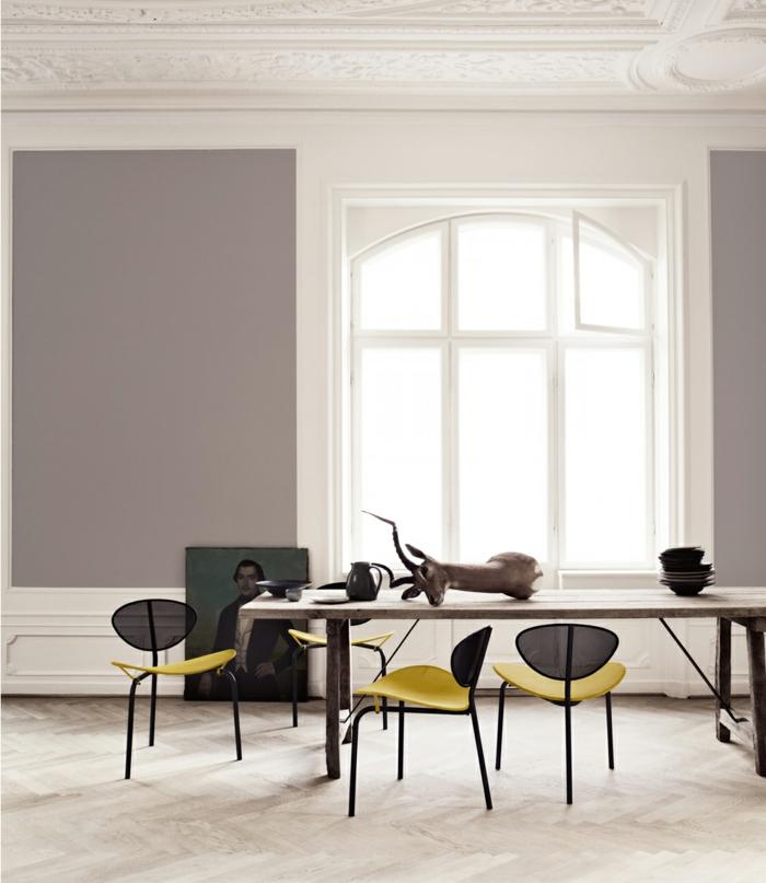 dänisches design skandinavischer wohnstil esszimmer einrichten gubi
