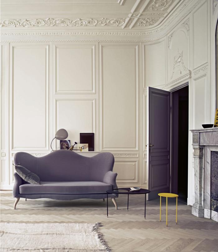 dänisches design skandinavischer wohnstil möbel sofa beistelltisch hocker gubi