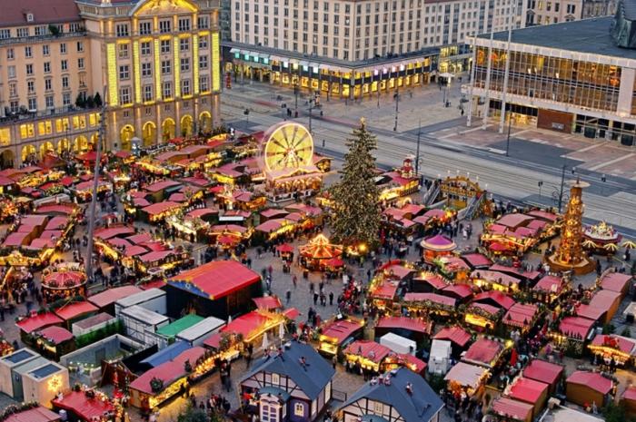 die schönsten weihnachtsmärkte dresden markplatz zentrum