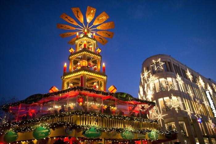 die schönsten weihnachtsmärkte hannover weihnachtpyramide