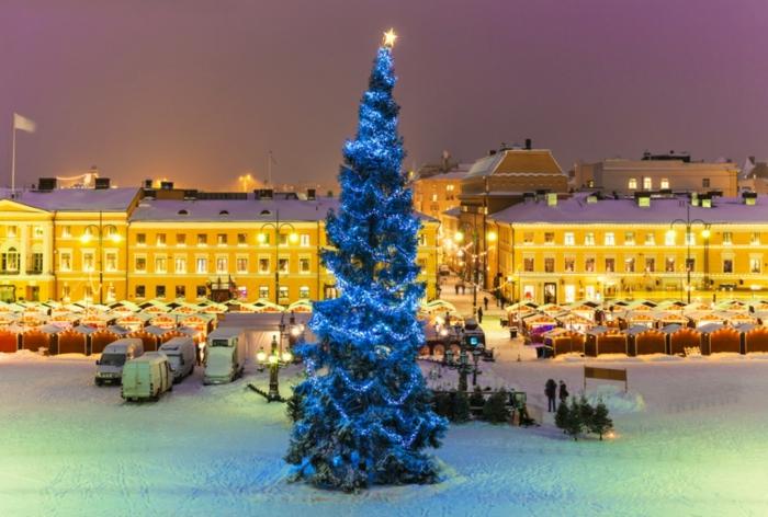 die schönsten weihnachtsmärkte helsinki