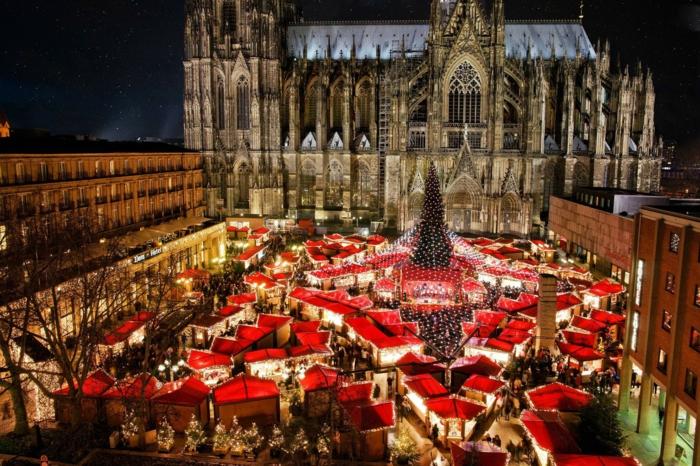 die schönsten weihnachtsmärkte koeln am dom