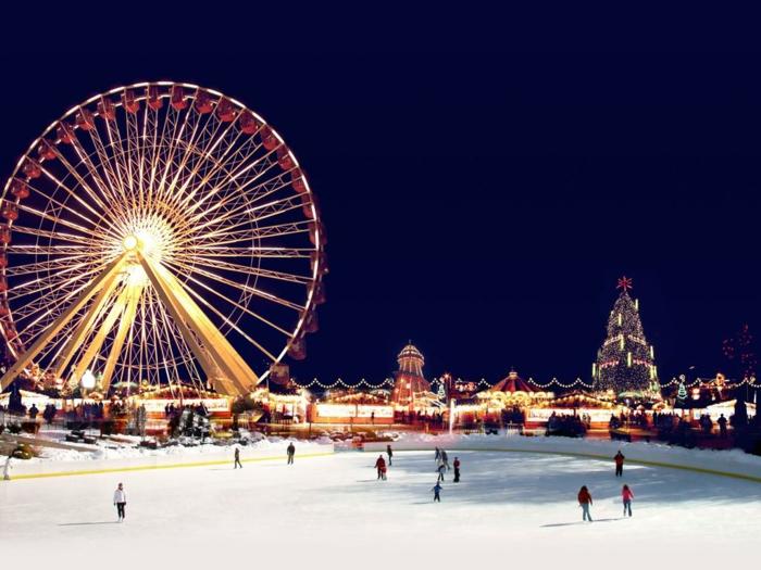 die schönsten weihnachtsmärkte london hyde park winterland