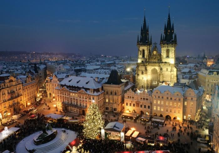 die schönsten weihnachtsmärkte prag