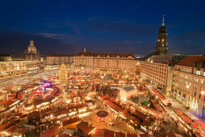 die schönsten weihnachtsmärkte weihnachtsschmuck dresdener markt