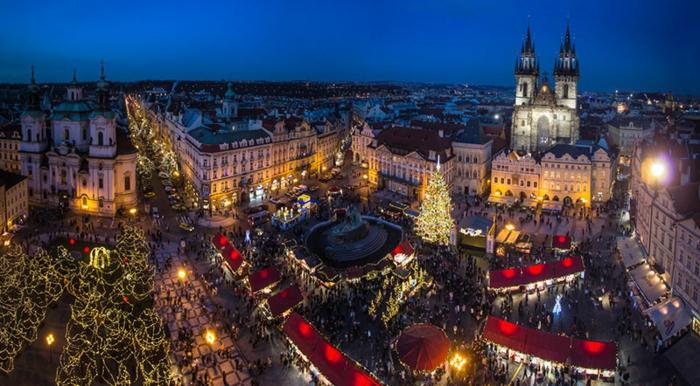 die schönsten weihnachtsmärkte weihnachtsschmuck prag