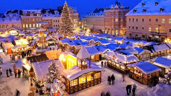 die schönsten weihnachtsmärkte weihnachtsschmuck strassbourg frankreich 440 jahre alt
