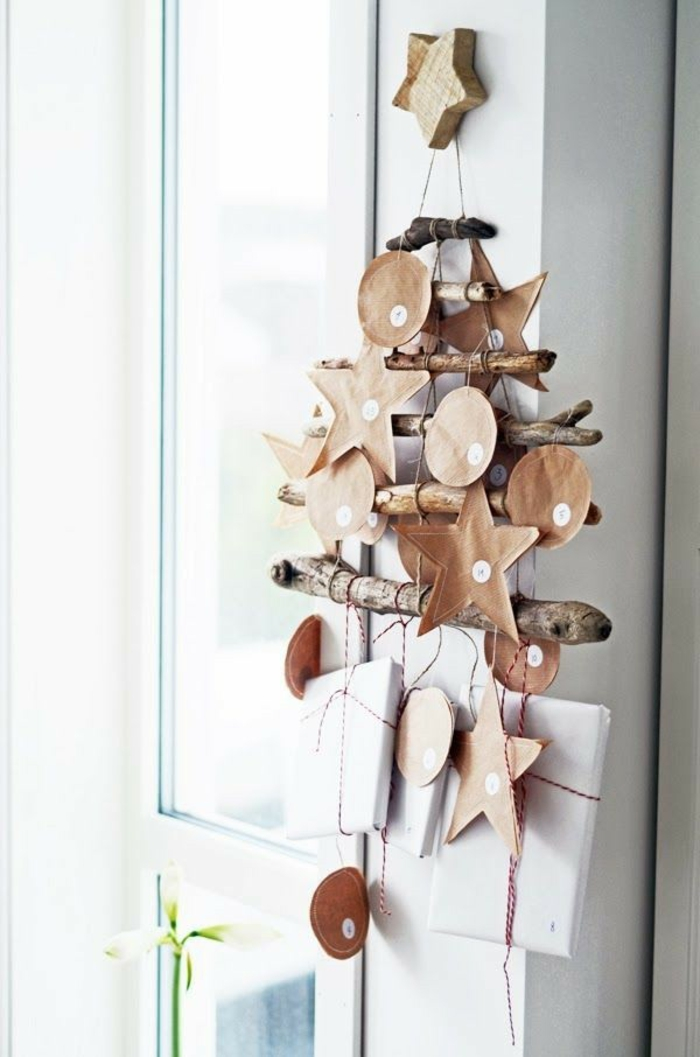 44 diy deko ideen f r ihre originelle weihnachtsdekoration for Decoration exterieur fait main